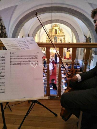 Ceremonia en Castropol