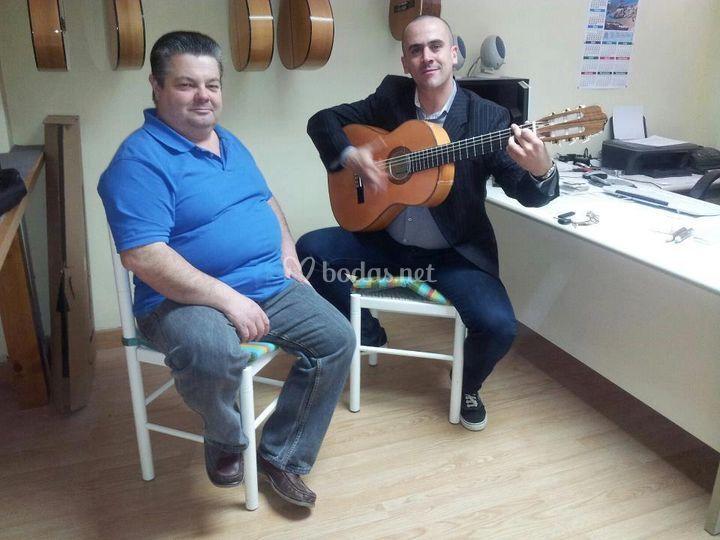 Guitarras oliveras