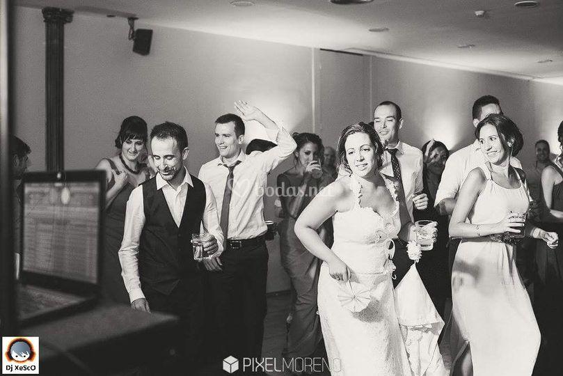 Baile boda DjXesco
