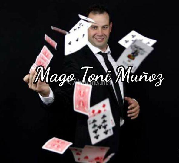 Toni Muñoz