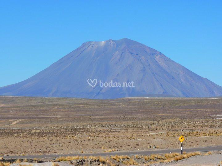 Perú Volcán