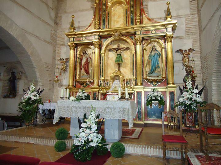Decoracion iglesias