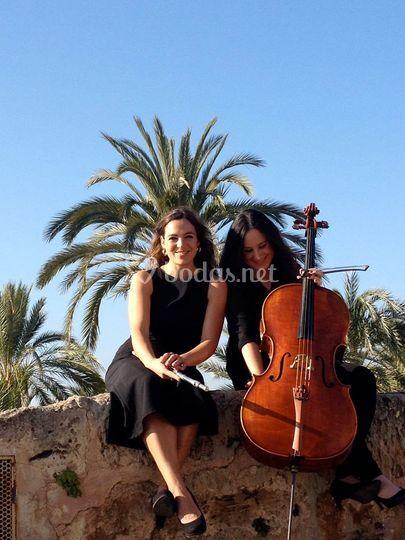 el dúo musical