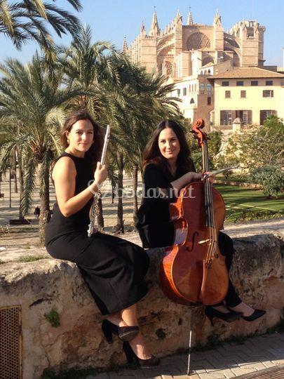 Flauta y Violoncello