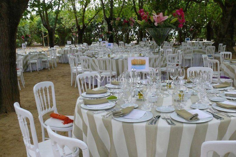Cenador de las Moreras