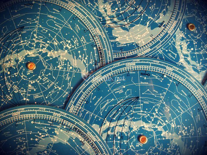 Mapas Estelares