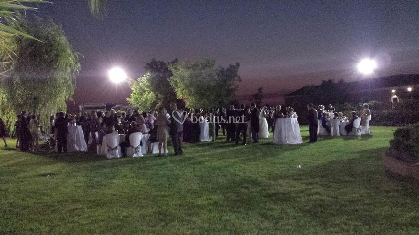 Cocktail boda Septiembre 2015