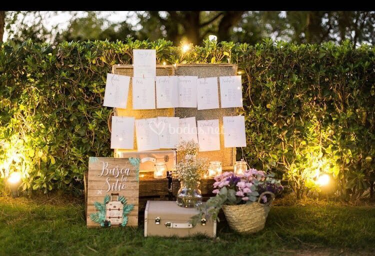 Decoracion con tazas en bodas de my party by noelia foto 39 - Proveedores decoracion ...