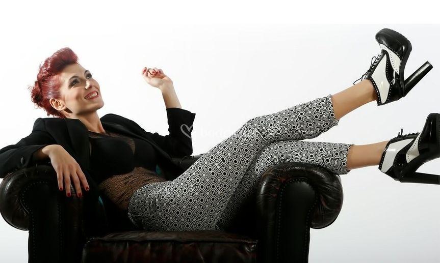 Adriana Domínguez, cantante