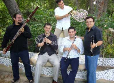 Santa Cecilia Wind Quintet