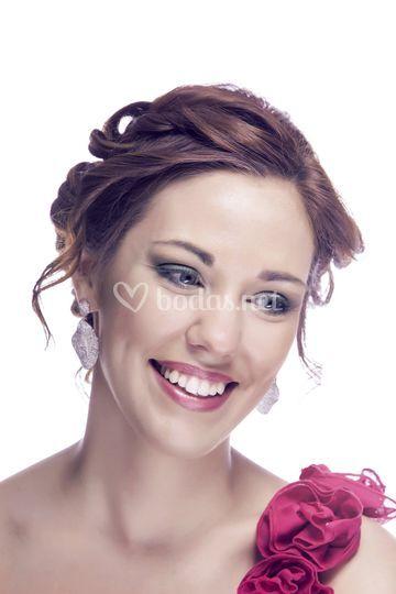 Foto de la novia