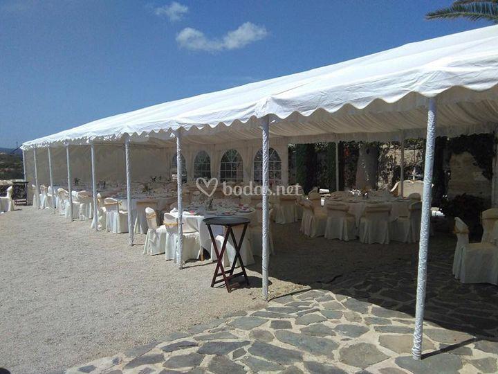 Carpas y Eventos Menorca