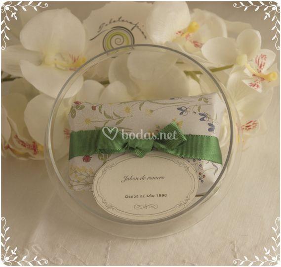 Jabón natural de aciete