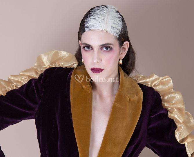 Makeup & Hair Editorial