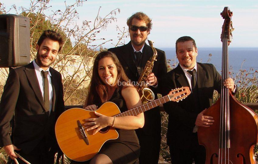 Bossa Nova Cuartet