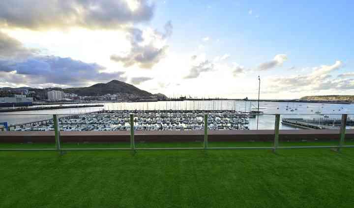 Nuestra terraza Sporting