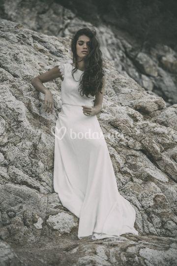 Precio vestidos novia claudia llagostera