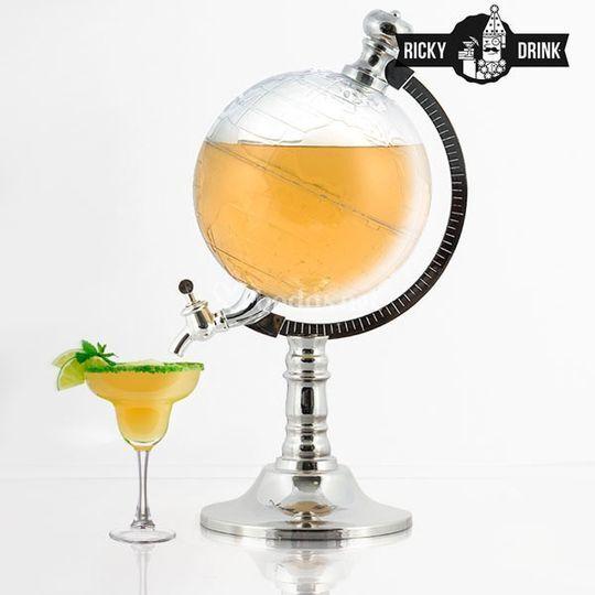 Dispensador de bebidas