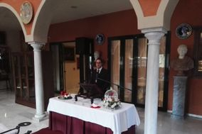 Juan Manuel Gil - Oficiante de Ceremonia