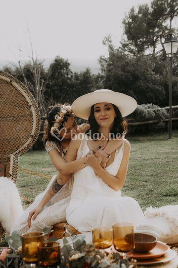Laura y Judith