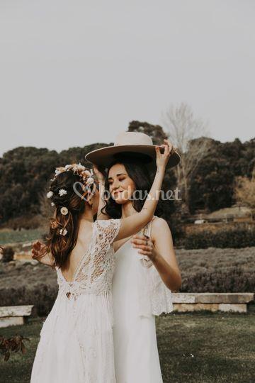 Laura y Judith, puro amor