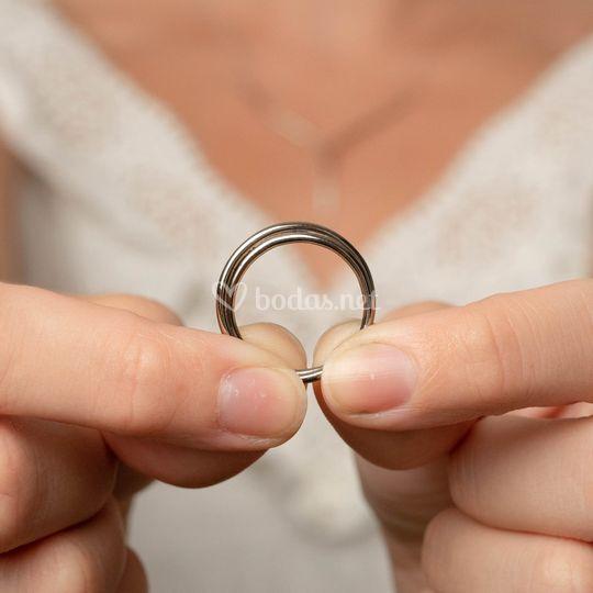 Colgante/anillo de compromiso