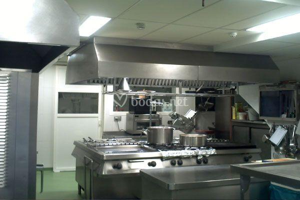 Equipamiento hotelero gerencia for Equipos de cocina
