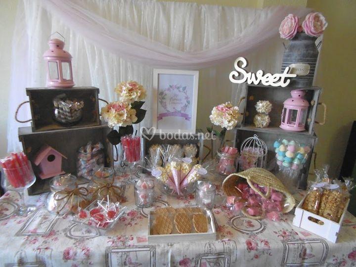 Mesa sweet