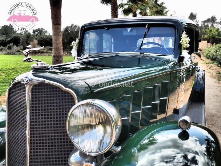 Buick Model 91 Club 1933