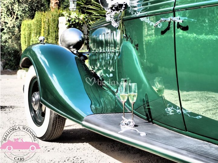 Celebración en Buick 1933