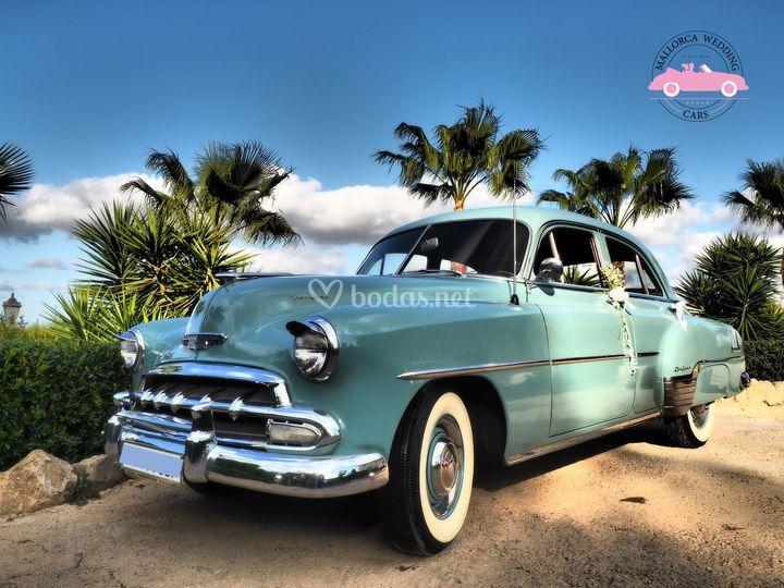 Chevrolet Styline Deluxe 1.938
