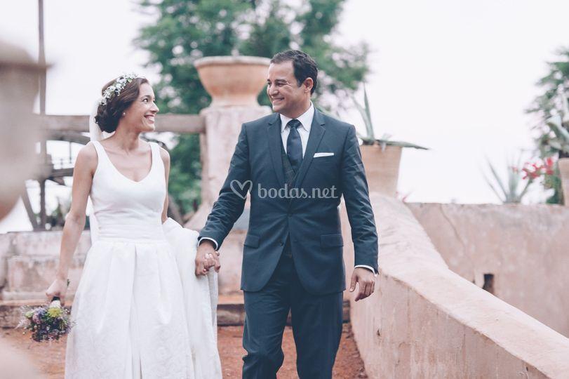 Boda Ana&Jorge: Miraalpajarito