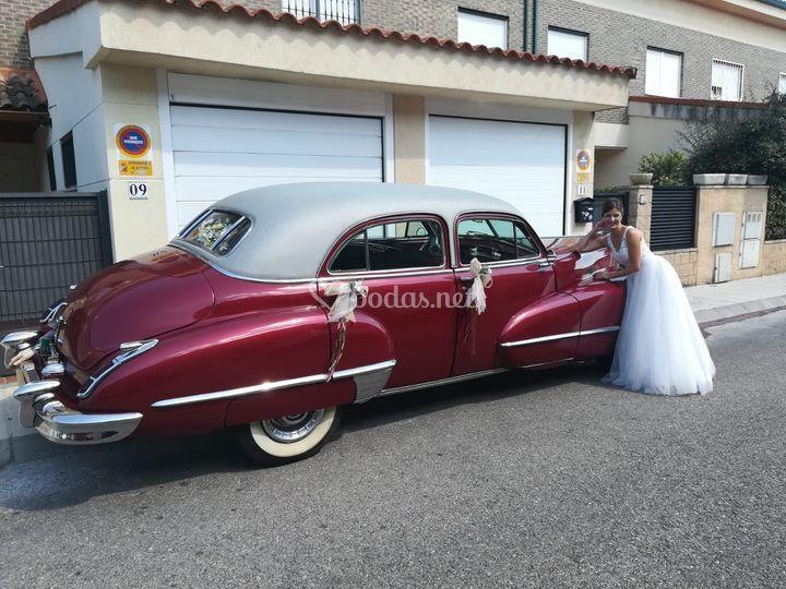 Cadillac 1947