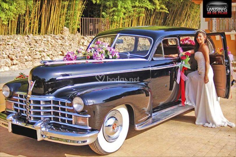 Cadillac Sedane