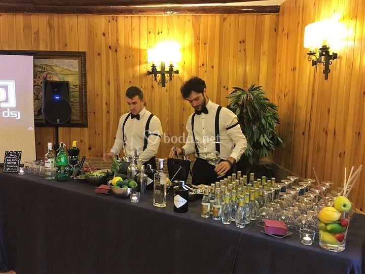 Cocteleria boda