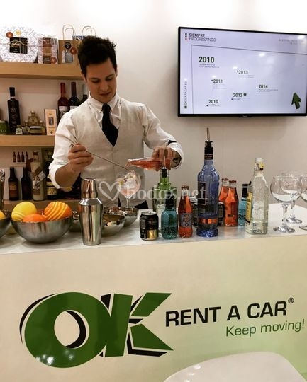 Gin-Bar Fitur