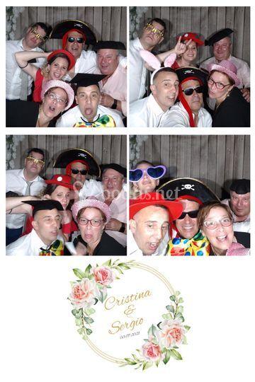 Formato 4 fotos 10x15