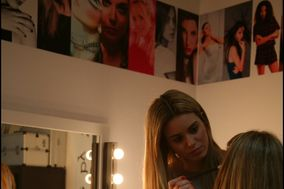 Silvia Sg Hair Style & Makeup
