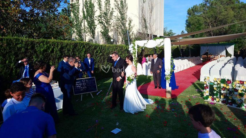 Ceremonia Vegas Altas