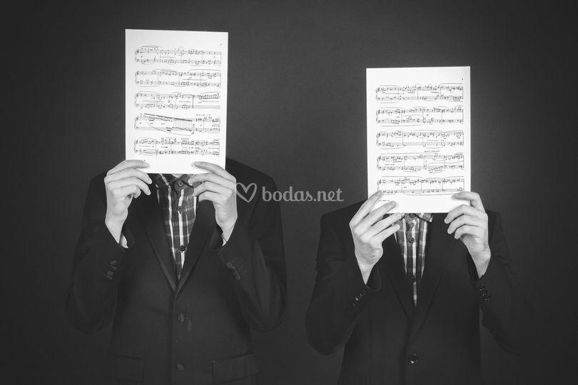 Detrás de la música