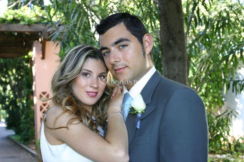 Amaranta y Miguel