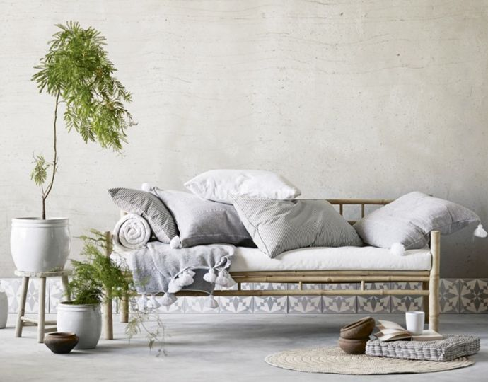 Bam Couch Estilo Nórdico