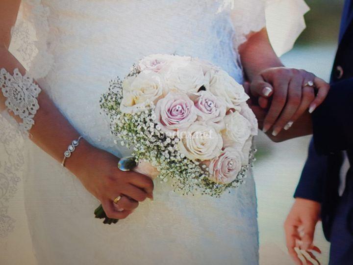 Broches para ramo de novia