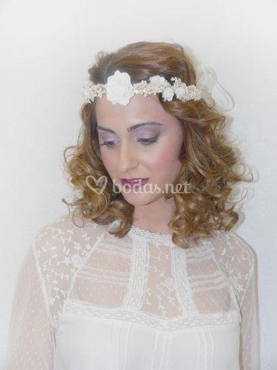 Coronas novia