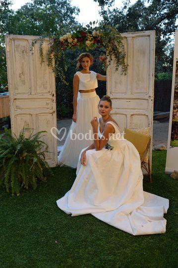 Desfile de novias