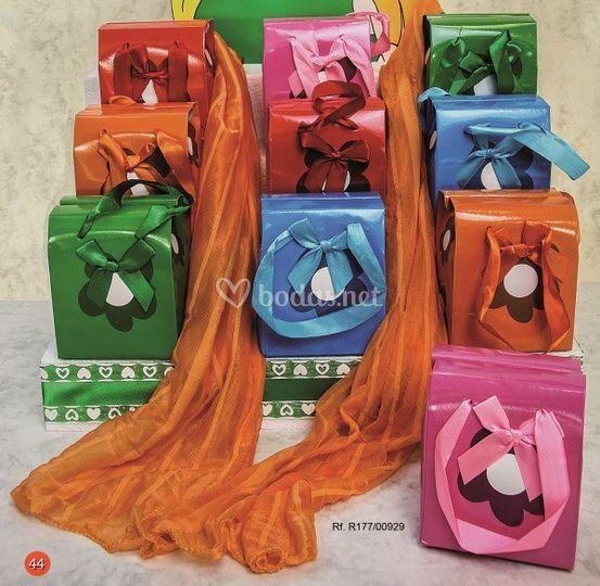 Pañuelos de colores