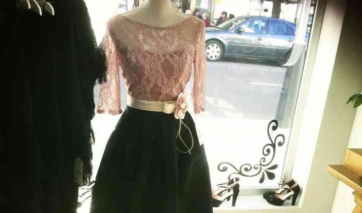 Vintage Mademoiselle
