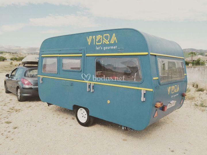 Vibra Food Truck y Eventos