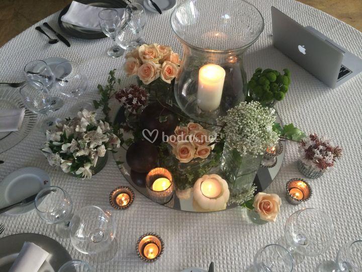 Flores y  decoración