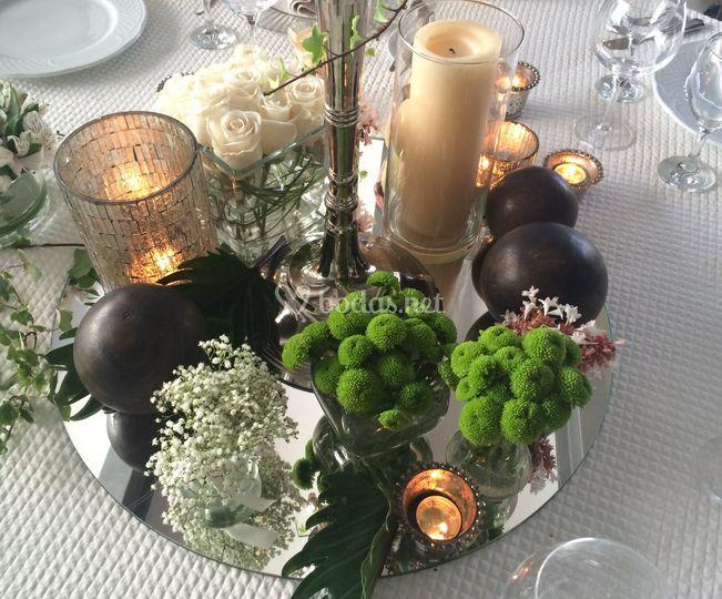 Prueba de estilos para boda
